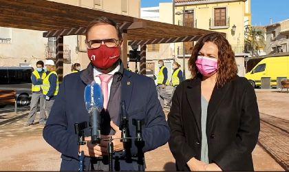 El Ayuntamiento de Lorca aprobará la denominación de Plaza del Santísimo Cristo de la Sangre y Placeta de la Encarnación