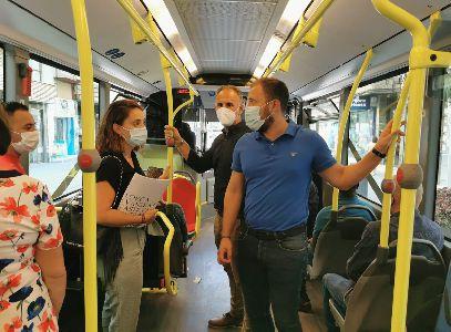 El servicio de autobús urbano será gratuito este miércoles en Lorca para conmemorar el Día Mundial sin Coches
