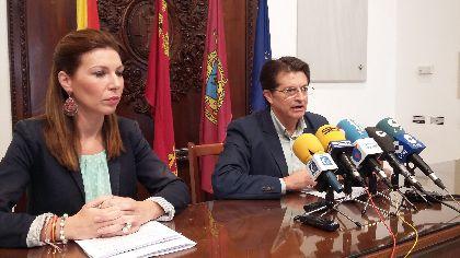 El Consejo Social de la Ciudad establece 5 ejes de trabajo como base para la mejora de Lorca como ciudad milenaria, diversa, abierta, conectada y productiva