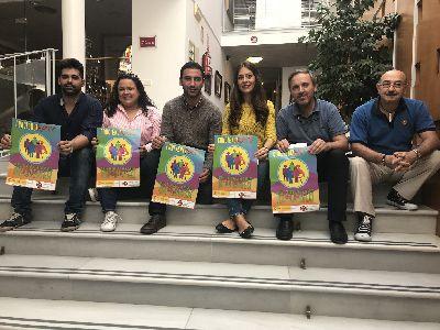 La OJE de Lorca organiza, en colaboración con el Ayuntamiento y el Consejo de la Juventud, una actividad a favor de Down Lorca para sensibilizar a los más jóvenes