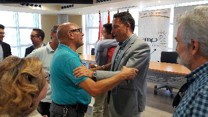 El Alcalde informa que se está ultimando el convenio con la CARM para completar el equipamiento del Centro de Ferias y Congresos de Santa Quiteria por 7 millones de euros