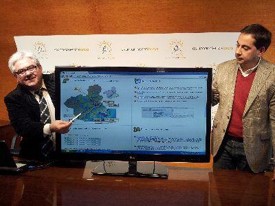 El Ayuntamiento habilita un servicio de información directa a través de internet para que los ciudadanos puedan consultar la calidad del aire
