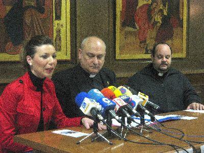 El Ayuntamiento muestra su apoyo a las parroquias lorquinas con motivo de la celebración de la ?V Semana de la Familia?