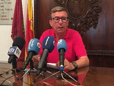 Lorca será protagonista en la Semana Internacional de la Huerta y el Mar de Los Alcázares