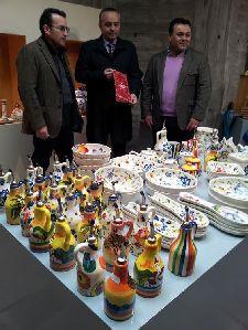 20 artesanos lorquinos montan un mercadillo de Navidad en el Centro de Artesanía y 60 comercios participarán el 27 de diciembre en la Christmas Shopping Night Lorca