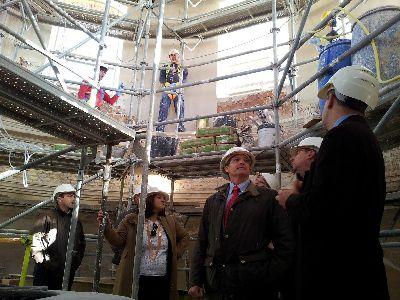 Editadas las conclusiones de las Jornadas sobre Patrimonio en Riesgo, que apuestan por restaurar utilizando materiales más ligeros para evitar daños en caso de terremoto