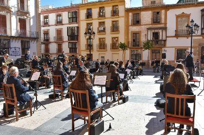 La Concejalía de Cultura organiza mañana el concierto ''Recorriendo España'' a cargo de la Banda Municipal de Música
