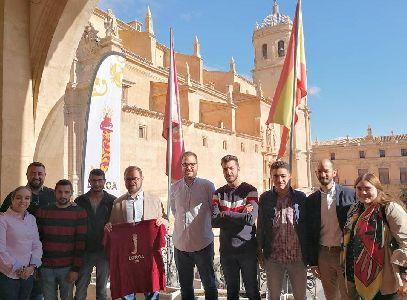 El Ayuntamiento de Lorca muestra su apoyo a la candidatura de la ciudad para ser sede del Encuentro Nacional de Jóvenes de Hermandades y Cofradías