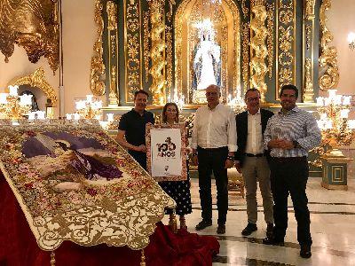 El Paso Blanco celebrará el centenario del Estandarte de La Oración en el Huerto con una procesión extraordinaria y diferentes actividades culturales por toda la ciudad