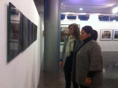 La Consejer�a de Cultura y el Ayuntamiento de Lorca inauguran la exposici�n 'Naturaleza construida'
