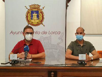 El alcalde de Lorca anima a los mayores de 12 años a solicitar cita previa para asistir a las jornadas de vacunación
