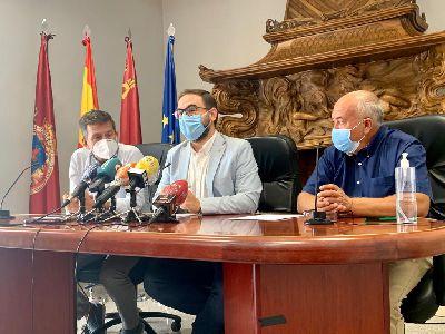 El Ayuntamiento y el sector agroalimentario colaborarán para la difusión de mensajes para frenar los contagios por Covid-19