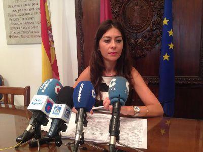 Imagen de El Ayuntamiento de Lorca destina más de 120.000 euros a la realización de proyectos de apoyo a la familia e infancia en nuestro municipio