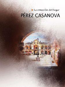El Huerto Ruano acoge del martes 4 de diciembre al 6 de enero la exposición ''La emoción del lugar'' del pintor Pérez Casanova