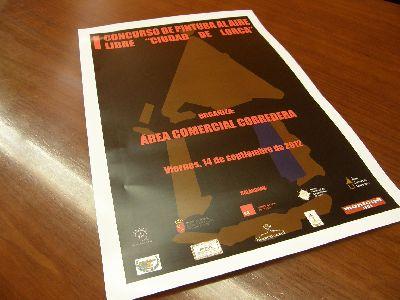 El casco histórico de Lorca acoge este viernes su primer concurso de pintura al aire libre