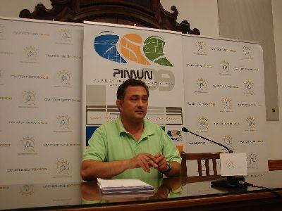 La Junta de Gobierno Local encarga la ejecución del alumbrado de la Carretera de Almendricos en Pozo Higuera, y reformas en los colegios de San José y Purias