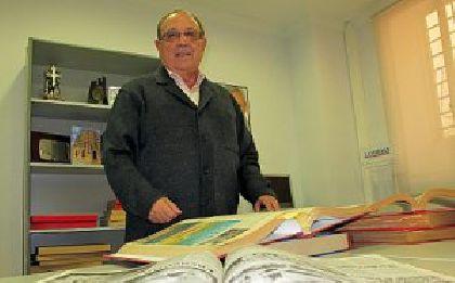Lorca dedicará una calle a Antonio Soriano Peñas, decano de la prensa lorquina, redactor del diario La Verdad, locutor en Cadena Cope y corresponsal de Agencia Efe
