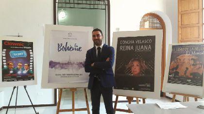 Concha Velasco, María Adánez, Roberto Enríquez, Coti o Los Elefantes se subirán a las tablas del Teatro Guerra durante el otoño