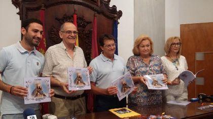 La Hermandad Virgen de las Huertas edita el segundo número de la revista ''Los Reales'' e inicia sus actos con motivo de la festividad de la Patrona de Lorca