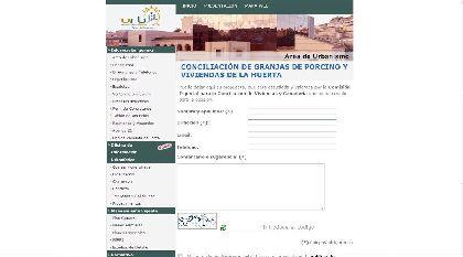 El Ayuntamiento anima a todos los interesados a realizar sus propuestas para los trabajos de la Comisi�n para la Conciliaci�n de la Huerta que modificar� el Plan General