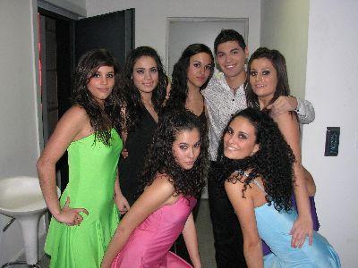 Maria Teresa Lazareno y su ballet participaran en la elección del representante español para Eurovisión