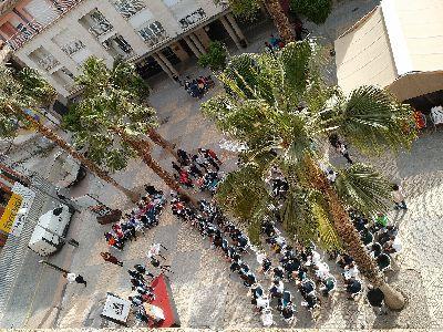 La lectura pública de poesías de Gloria Fuertes inaugura la programación por el Día del Libro que incluirá 35 actividades en el municipio de Lorca