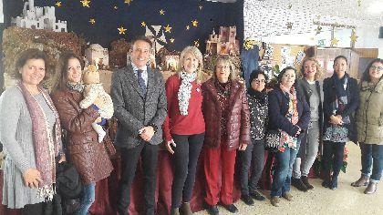El Alcalde anima a los lorquinos a proteger y difundir la tradición de los Belenes en todos los espacios públicos: ''es nuestra herencia, nuestro patrimonio y nuestra cultura''