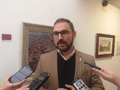 El Ayuntamiento de Lorca mantendrá una reunión técnica con Adif para convocar inmediatamente la Mesa del Ferrocarril