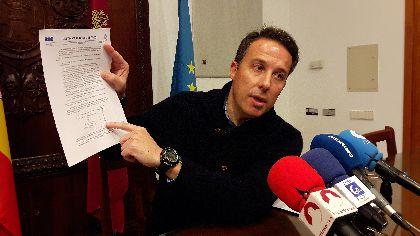 La Concejalía de Hacienda obtiene la confirmación del Gobierno de España para bajar el IBI un 8% y ahorrar a los lorquinos 1.800.000 €