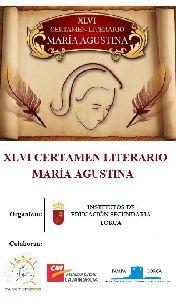 Sara Sánchez y Rubén García se alzan con los premios de verso y narración corta del Certamen literario 'María Agustina'