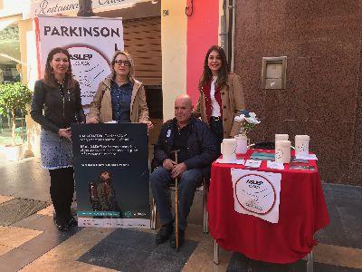 ASLEP conmemora el Día Mundial del Párkinson con la realización de actividades de sensibilización para dar conocer esta enfermedad neurodegenerativa