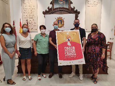 La programación cultural en honor a la Virgen de las Huertas se adapta a las restricciones por seguridad