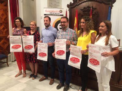 Guadalentín Emprende organiza las I Jornadas Solidarias a favor de la Residencia de Personas Mayores de San Diego