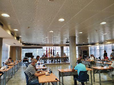 El Equipo de Gobierno del Ayuntamiento de Lorca ha trabajado para garantizar la seguridad de nuestros vecinos y vecinas