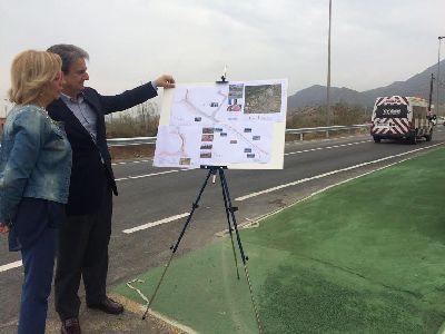 El Ayuntamiento de Lorca mejora los accesos al Cementerio de San Clemente y al Hospital Rafael M�ndez con una subvenci�n de la Consejer�a de Fomento de la Comunidad