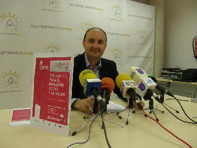 Lorca acoge el 30 y 31 de marzo las IV Jornadas TIC para el Bienestar Social y la Salud