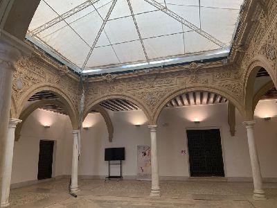 El Ayuntamiento solicita a la Comunidad Autónoma la subvención para la musealización del Palacio de Guevara