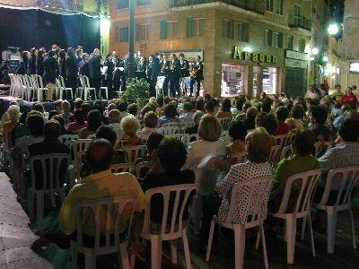 La Banda Municipal de Música celebrará un concierto conmemorativo del 80 aniversario del primer acto