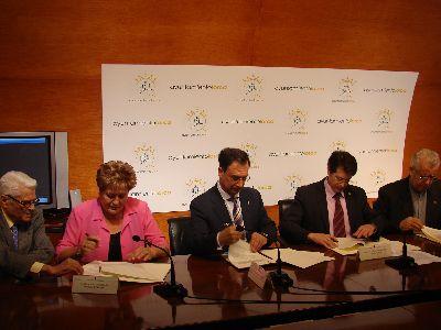La pedanía de Purias contará con un Centro de Día para personas mayores que supondrá una inversión económica superior al millón de euros