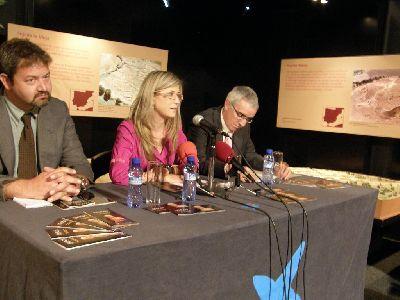 La Plaza Calderón de Lorca acoge hasta el 14 de octubre la exposición ?Íberos. Nuestra Civilización antes de Roma?, de la Obra Social de la Caixa