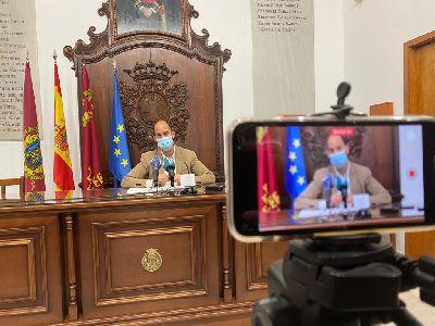 El Ayuntamiento de Lorca vuelve a reclamar a la Comunidad la apertura de los consultorios médicos en pedanías