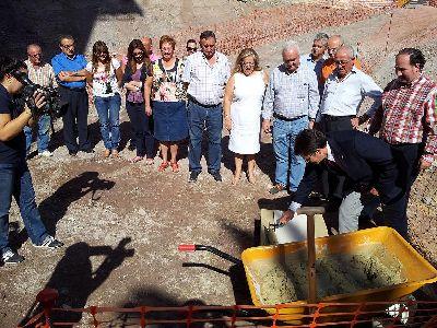 Inician la reconstrucción de otro edificio de 12 viviendas en La Viña, con lo que se alcanzan las 762 demolidas por los seísmos que ya se están en reedificando