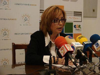 Constantino Sotoca pondrá el lunes la primera piedra del Centro Municipal de Iniciativas Empresariales de Lorca