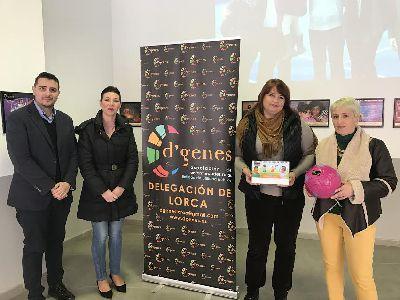 El Centro Comercial ''Parque Almenara'' acoge una exposición de 60 fotografías  sobre el día a día de las personas que padecen enfermedades raras