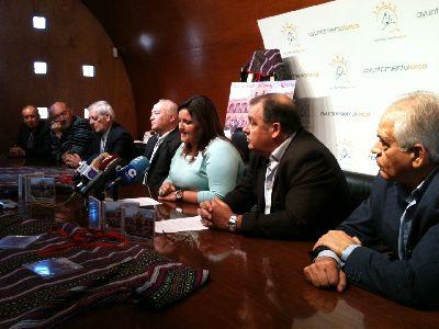 La Peña La Jarapa presenta el domingo a las 12:30 horas en el Centro Cultural de Lorca su nuevo CD