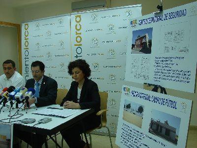El Alcalde anuncia una inversión superior a los 1,7 millones de euros para la realización de una decena de obras de mejora integradas en el PIMUN en La Hoya