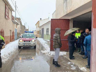 El Ayuntamiento pone a disposición de los afectados por la avería eléctrica causada por las lluvias las oficinas municipales de Consumo y de Atención a Pedanías para presentar sus reclamaciones
