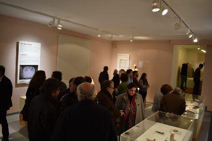 El Arte Sacro protagoniza una exposición temporal en el Museo Arqueológico de Lorca que podrá visitarse hasta el 30 de abril