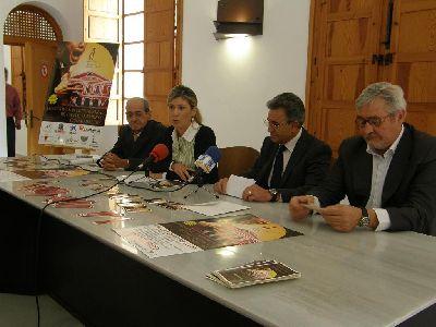 El Teatro Guerra de Lorca acogerá el XXI Festival Internacional de Cante Flamenco ''Ciudad del Sol'' del jueves 4 y al sábado 6 de noviembre