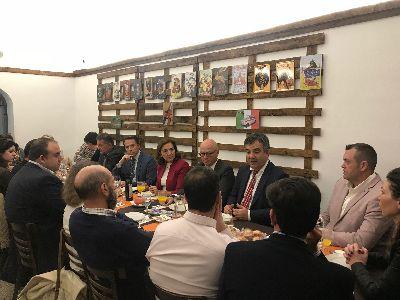 El Alcalde anuncia la candidatura de Lorca para incorporarse en el programa de ciudades por la ciencia y la innovación del Ministerio de Industria y Competitividad